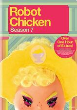 Robot Chicken-season 7 [dvd/2 Disc/ff] (Warner Home Video) (ward533411d)
