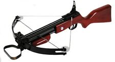 Dark Ops Archery 50lb Rifle Type Compound Crossbow with Scope - Brown