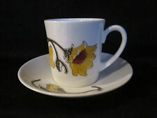 Wedgwood - BLACK EYED SUSAN - Teacup & Saucer
