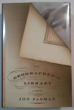 "JOHN FASMAN ""THE GEOGRAPHER'S LIBRARY""  1ST/1ST F/F SIGNED"