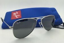 Junior Collection Kids Ray-Ban Sunglasses RJ 9506-S 212/6G Silver w/ Grey Lenses