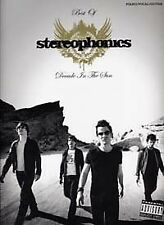 Stereophonics Decade In The Sun Best Of Pvg, Good Condition Book, Various, ISBN