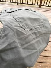 WOMEN'S NORTH FACE SIZE 10 GRAY HIKING OUTDOOR PANTS POCKETS