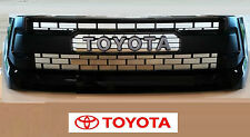 GENUINE TOYOTA NEW 2014 2015  TRD PRO TUNDRA GRILLE GRILL  BLACK