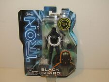 TRON Legacy 4 inch Action Figure BLACK GUARD Spin Master Disney 2010 Series 1