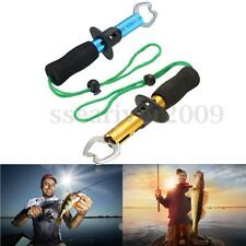 Portable Stainless Steel Fishing Grabber Fish Lip Gripper Tackle Tool SS