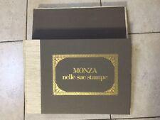 MONZA nelle sue stampe - Germano Mulazzani 1985 Associazione Pro Monza