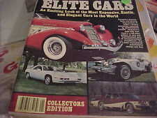 Elite cars 1979 Most expensive exotic elegant cars in the world COLLECTORS EDITI