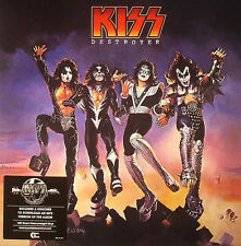 Kiss Destroyer Vinyl LP Inc MP3 Download NEW