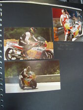 Photo Collage Honda NS500 1984 #35 Fabio Bilotti (ITA) Spa Francorchamps