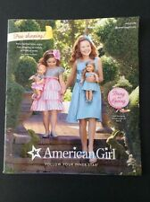 American Girl Doll Catalog March 2014 Bring On Spring