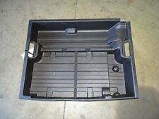 12 MERCEDES GLK350 X204 TYPE REAR TRUNK SPARE COVER TRIM TUB STORAGE BUCKET