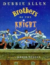 Debbie Allen - Brothers Of The Knight (1999) - Used - Trade Cloth (Hardcove