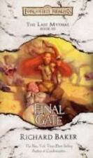 Final Gate Forgotten Realms: The Last Mythal, Book 3