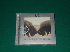 U2 ‎– The Best Of 1990-2000 & B-Sides 2 cd + dvd