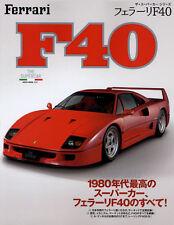[BOOK] Ferrari F40 The Supercar stradale LM Ennea GTE JGTC Taisan GT Monte Shell