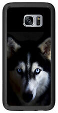 Blue Eyed Husky Dog For Samsung Galaxy S7 Edge G935 Case Cover by Atomic Market