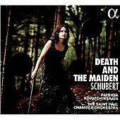 SCHUBERT - DEATH AND THE MAIDEN NEW & SEALED