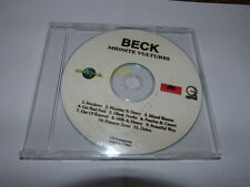 BECK - CD collector 11T / 11 track promo CD !!! MIDNITE VULTURES !!!