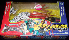 BEAST WARS TAKARA vintage VS-8 TIGATRON vs BLACK ARACHNIA - SEALED mib