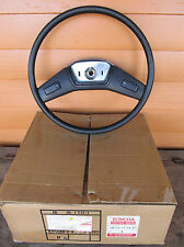 NOS / NEW 1980's 1990's? Toyota Truck STEERING WHEEL 4X4 4runner? 45100-35200-01
