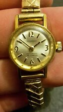 Ladies Vintage Pierpont 25 Jewels Automatic Wristwatch VGC