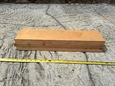 Salvaged Old Growth Western Red Cedar 1/4 Sawn From Hawaii 20x3x5