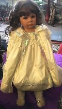 Donna RuBert Porcelain Doll 28 559/1000 Worldwide Very Good Condition Year 2000