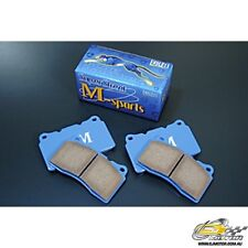 ENDLESS SSM F & R SET FOR Roadster (MX-5) NB8C (BP-ZE) EP394+EP395