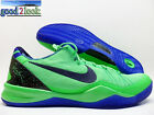 NIKE KOBE 8 SYSTEM ELITE SUPERHERO POISON GREE/BLACK MEN'S 18 [586156-300]