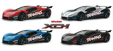 Traxxas 1:7 XO-1 Brushless RC Electric On-Road Car TSM TQi 4WD RTR TRA640773