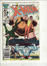 UNCANNY X-MEN #206 VF/NM