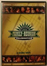 Country's Family Reunion Celebration - (2 DVD set, 2005)