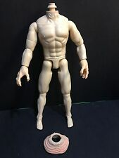 "1/6 Hot Toys Scale Custom 12"" Star Wars Alien Monster Male Body free shipping"
