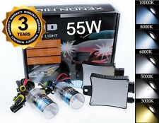 Xenon 55W HID Head Light Conversion Kit 9006 (HB4) 6K 6000K Diamond White (s)