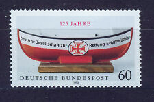 ALEMANIA/RFA WEST GERMANY 1990 MNH SC.1605 German Life Boat