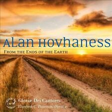 Hovhaness: From the Ends of the Earth, New Music