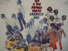 SLY & THE FAMILY STONE GREATEST ORIGINAL EPIC/SONY RECORDS PE30329 Sealed  LP