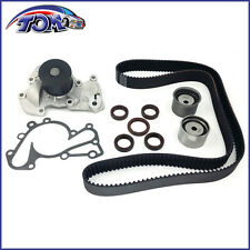 BRAND NEW TIMING BELT TENSIONER KIT W/ WATER PUMP FOR HYUNDAI KIA 2.5 2.7L