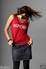 GAP RED T-shirt size XS Inspi(red) NEW, AFRICA aids Limited Ed Top Women's