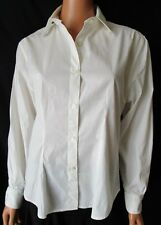 IVY OXFORD Woman Camicia Shirt Tg.42 Cotone, colore Bianco panna