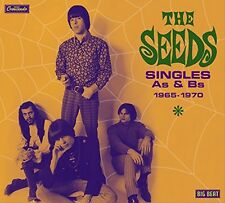 Seeds, The Seeds - Singles A's & B's 1965-70 [New CD] UK - Import