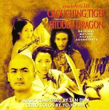 Tiger & Dragon (2000) Tan Dun, Yo-Yo Ma, CoCo Lee [CD]