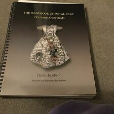 Hadar Jacobson The Handbook Of Metal Clay Textures And Forms