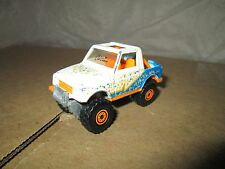 Hot wheels street roader SUZUKI SAMURAI tracker 4X4 loose CAL CUSTOM AS PICTURED