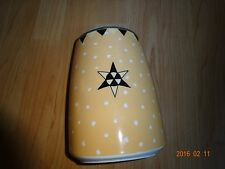 Wunderschöne Ovale  Vase von Thomas.1A Zustand Höhe 19 cm