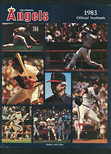 BASEBALL lot of two yearbooks * 1983 Anaheim Angels * 1984 Pittsburgh Pirates