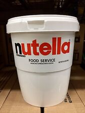 Nutella 3 kg (6.6 lb) Bucket Hazelnut Spread