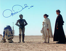 Anthony DANIELS SIGNED Autograph Photo AFTAL COA C-3PO Star Wars Image 4