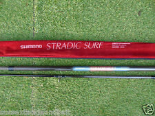 shimano stradic surf 12 ft 4-6 oz multiplier rung beach rod used sea fishing